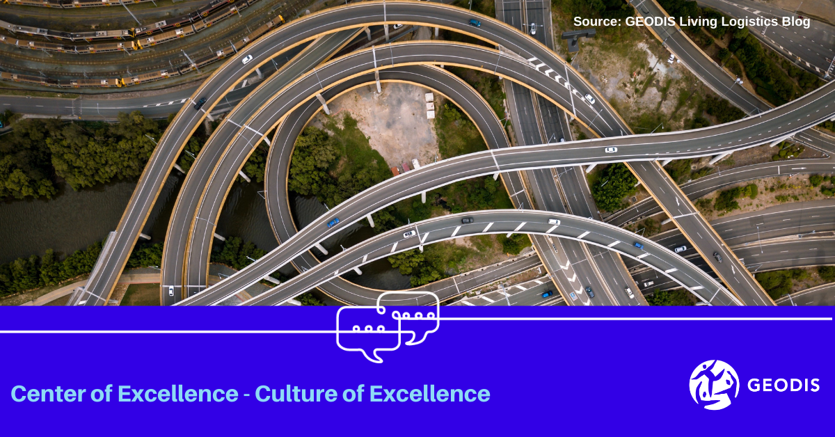Center of Excellence - Culture of Excellence