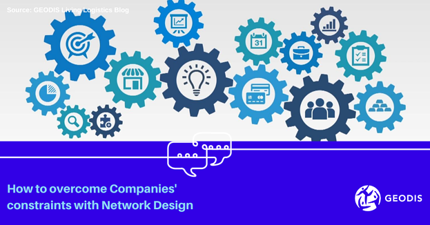 How to overcome Companies constraints with Network Design