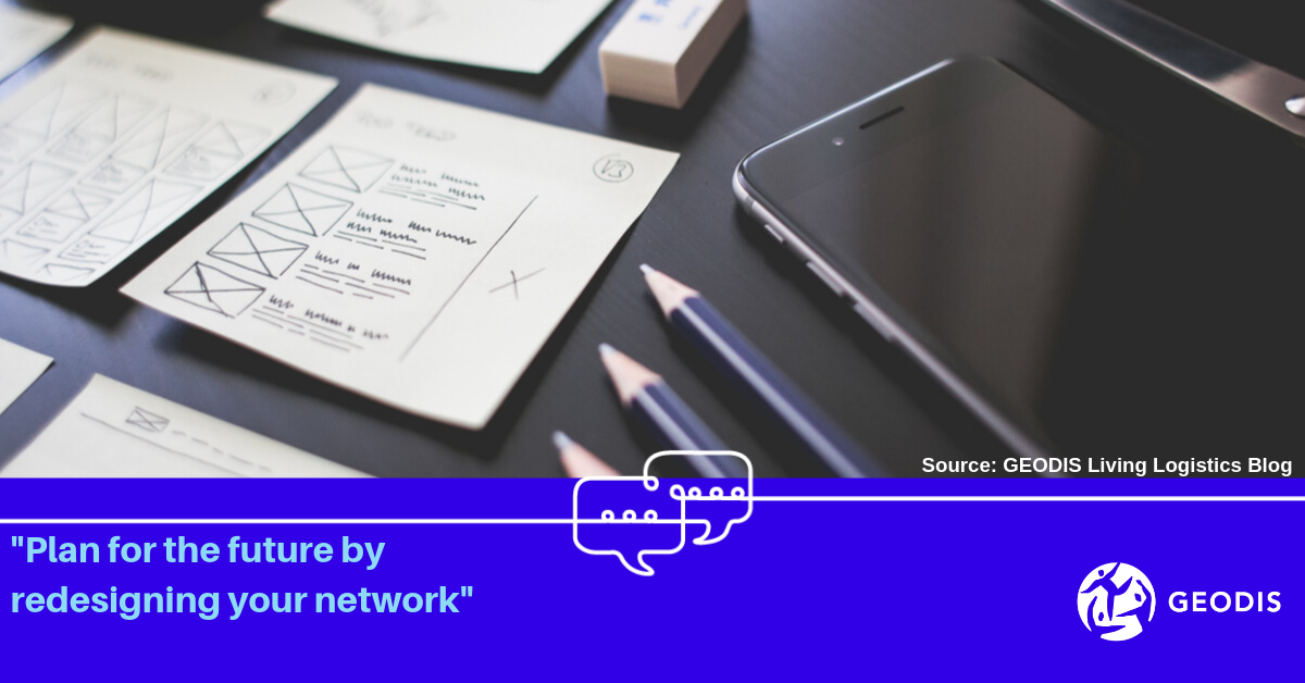 Plan for the future by redesigning your network