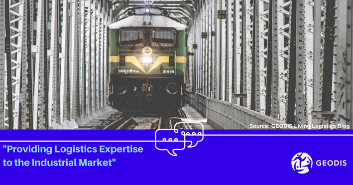 Providing logistics expertise to the Industrial Market (1)