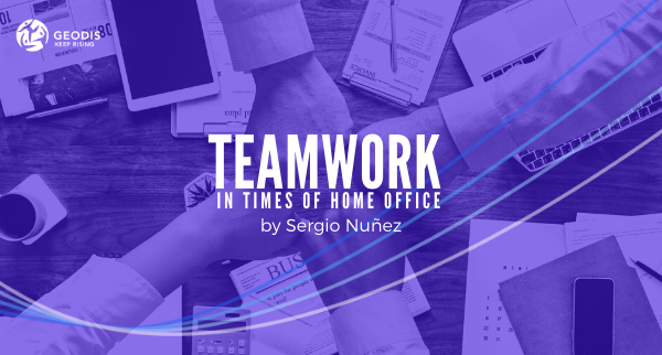 Teamwork in times of Home Office